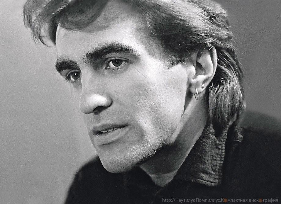 бутусов вячеслав в молодости фото